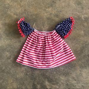 Patriotic Toddler Shirt